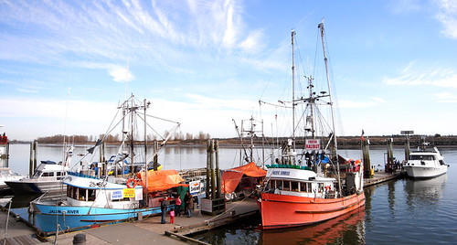 Steveston - Fisherman's Wharf