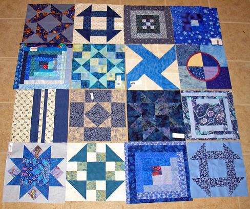 blues block swap