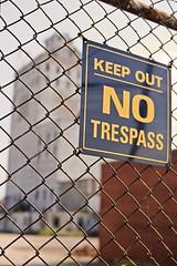 Keep Out Again