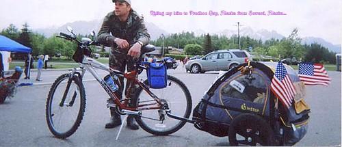 Bike/trailer & I