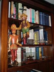 Minha casa- Don Quijote y Sancho Panza