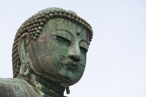 Le visage du daibutsu