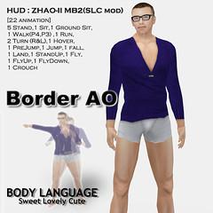 Border AO set