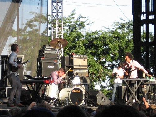 Battles @ Lollapalooza, Chicago 08/02/08