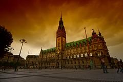 Rathaus, Hamburg