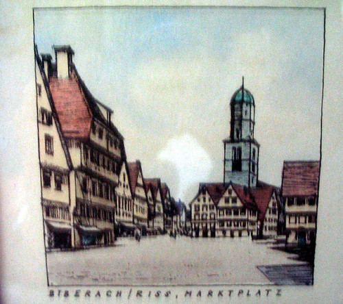 Picture of Biberach. Photo: Ulla Hennig