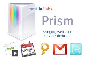 Mozilla Prism 0.9