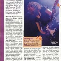 """Lena Deluxe, """"le nouveau souffle du rock français"""""""