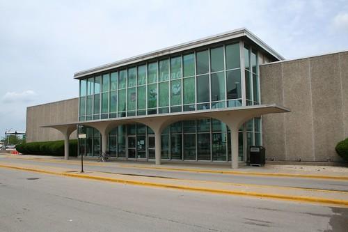 Meigs terminal building