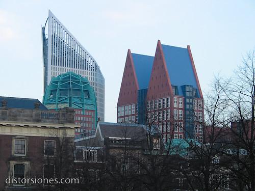 Hoftoren, Zurichtoren y Castalia