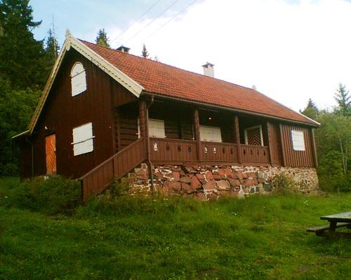 KIF cottage, Kolsaas