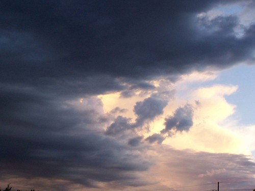 New Mexico Thunderstorms...