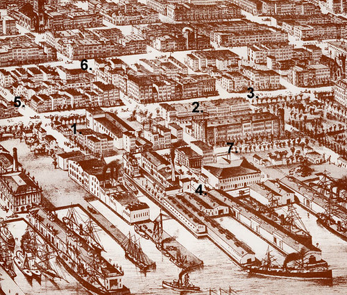 Original Piers North German Lloyd