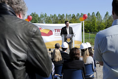 TRTL Breaking Ground - David Hassan, Cenovus E...