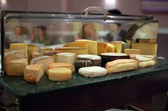 Picholine Cheese Trolley