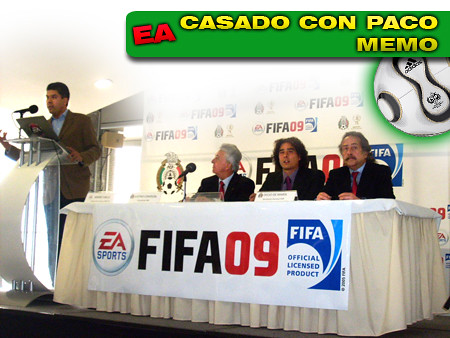 Presentaciòn de FIFA 09
