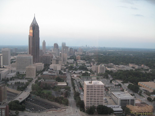 View from the Mariott by you.