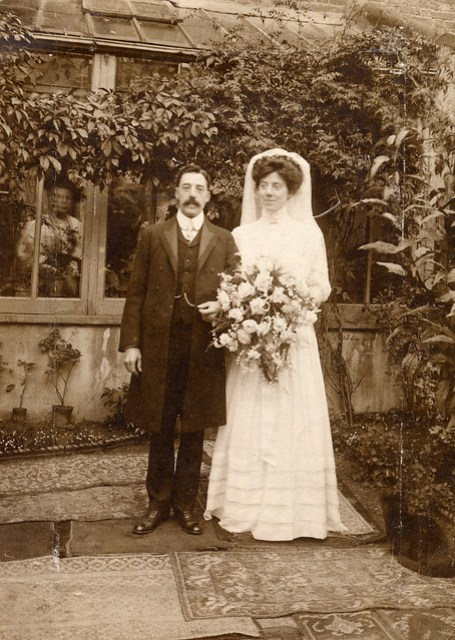 Elegant Edwardian wedding