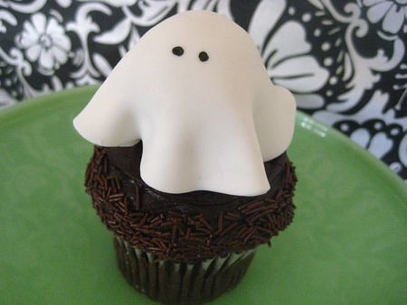 Halloween Cupcakes / mysweetandsaucy