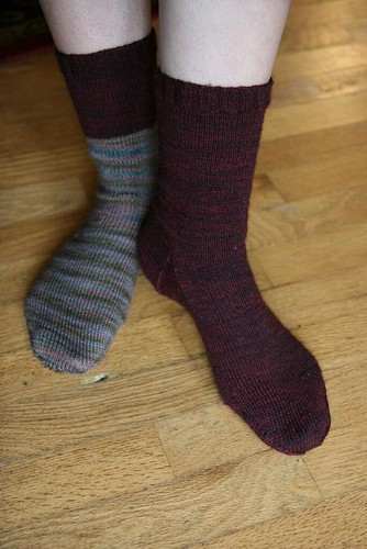 "My latest ""pair"" of socks by you."