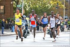 NYC Marathon 2008 - the winner! Brasil