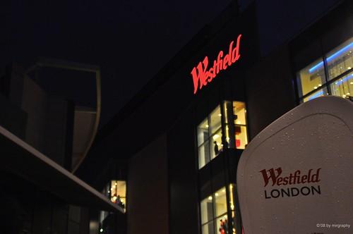 London Westfield