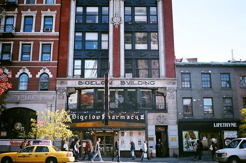 The original Bigelow Pharmacy