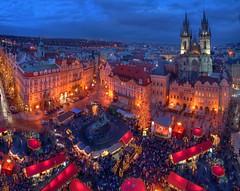 Prague's Festive Market