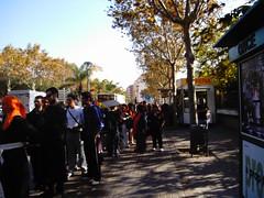 Entrada al salón del manga de Barcelona (2007)