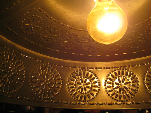 Mexican Inn Lamp Shade