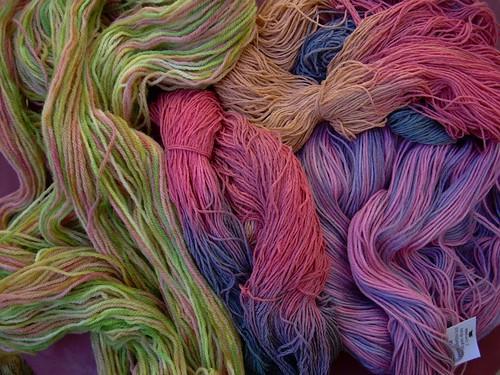 Mar de lanas