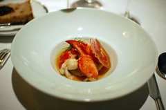 Butter-Poached Maine Lobster (Spring Tasting)