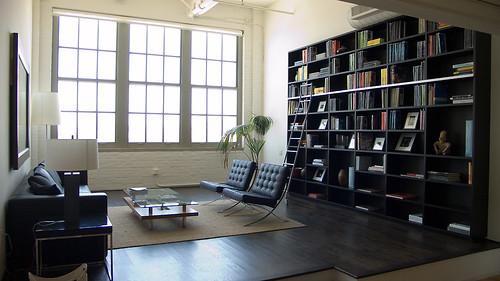 my new loft / lazybone cafe