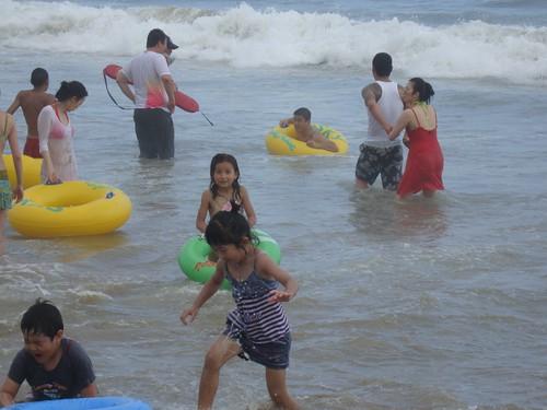 Haeundae Juli Samstag