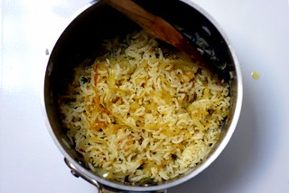 onions and rice, nom