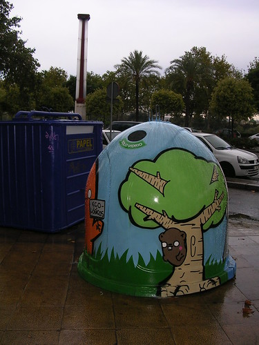 Eco-Logicos. Grafiti 29