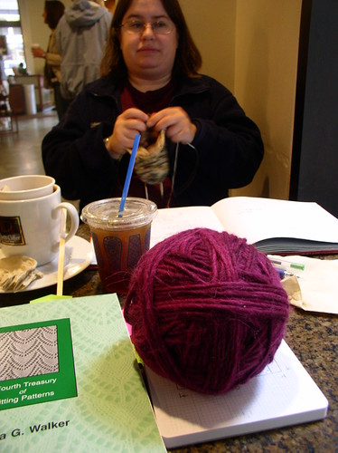 Monster Ball o' Yarn