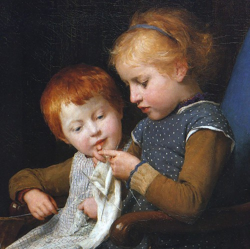 Little Knitters