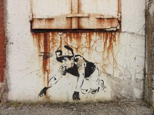 071/365 Banksy or not Banksy?