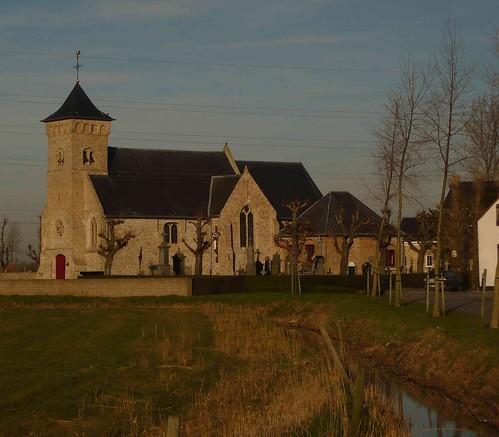 kerk polder