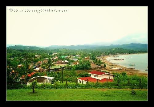 The town of Garchitorena, Camarines Sur