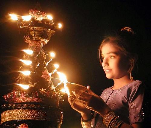 diwali, festa della luce
