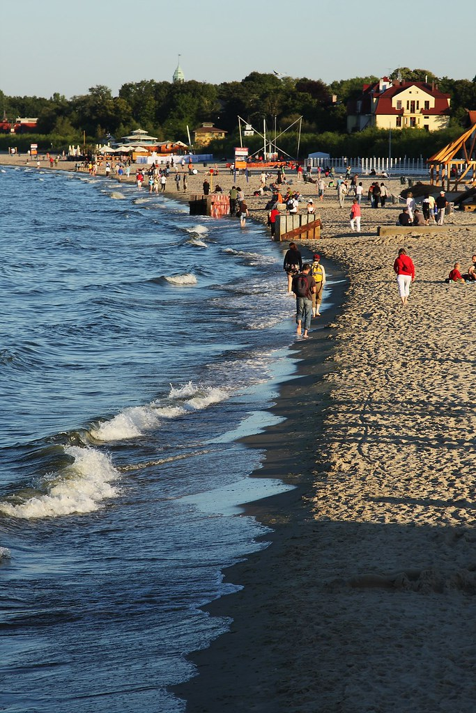 Playa - Sopot