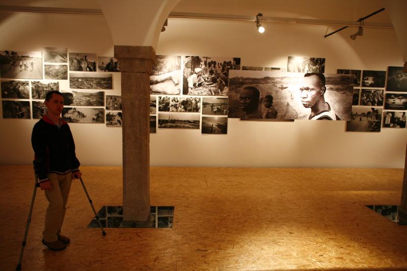 Kadir van Koheizen's exhibition_1963