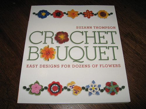 Crochet bouquet by you.