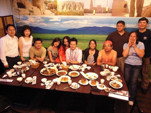 帕米爾新疆餐廳:大合照