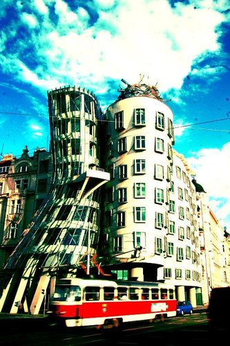 Dancing House by pepevilloslada