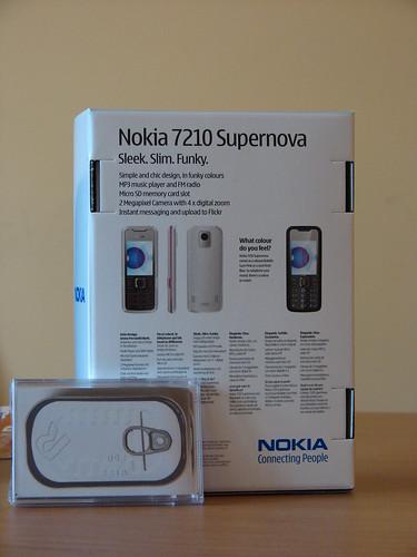 Teléfono Nokia de R