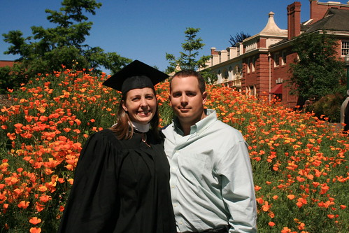 KP's graduation at UofO