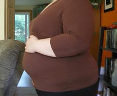 belly - 23 weeks